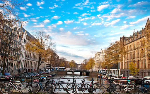 Amsterdam Live Wallpaper