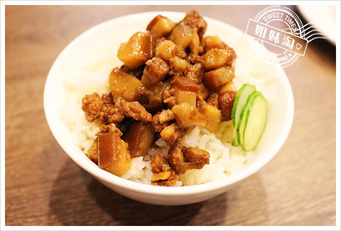 貳哥食堂 特製肉燥飯$30