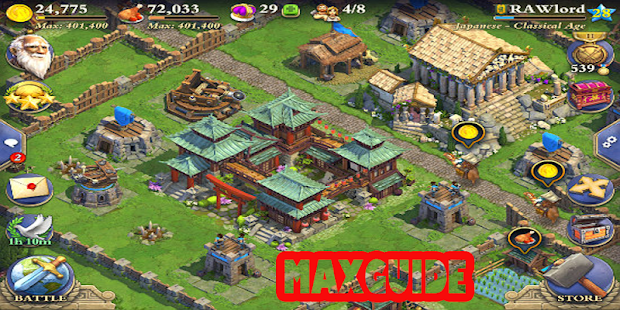 MAXGUIDE FOR DOMINATIONS - náhled