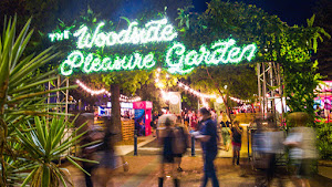 Parque urbano - The Woodside Pleasure Garden