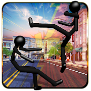 Game Clash Of Stickman: Shadow Ninja Invasion 3D Game apk for kindle fire