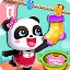 دانلود بازی Baby Panda Gets Organized اندروید