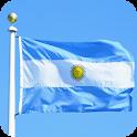 Argentina Flag Live Wallpaper icon
