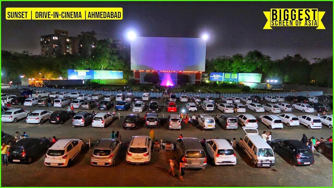 Dive In Cinema Ahmedabad