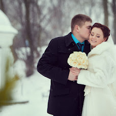 Wedding photographer Aleksey Semenov (lelikenig). Photo of 30.01.2014