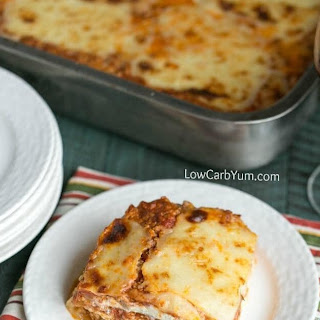 Cabbage Lasagna - Low Carb and Gluten Free.