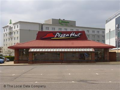 Pizza Hut On Festival Way Restaurant Pizzeria In Town