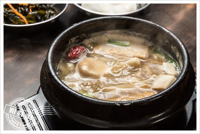 槿韓食堂蔘雞湯