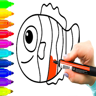 Learn To Color Picture - náhled