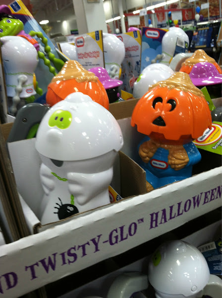 Photo: Adorable halloween flashlights for kids