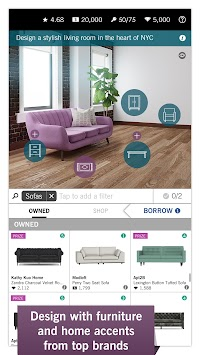Design Home APK screenshot thumbnail 7