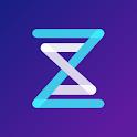 StoryZ Photo Video Maker & Loop video Animation icon