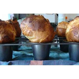 Tried and True Popovers