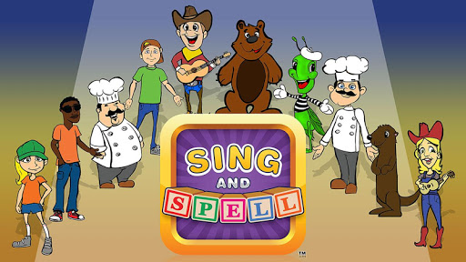 Sing Spell Learning Letters