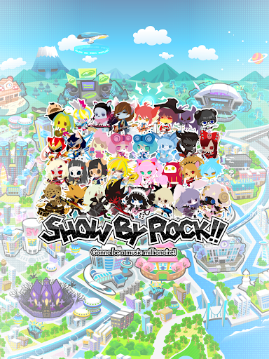 SHOW BY ROCK!![爽快音ゲー ショウバイロック] 4.8.9 DreamHackers 5