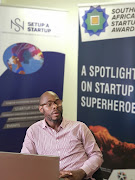CEO of Global Startup Awards Southern Africa, McKevin Ayaba.