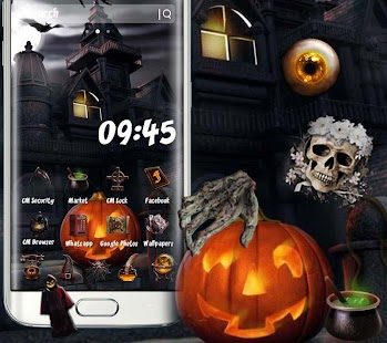 Terror Halloween Theme - Android Apps on Google Play