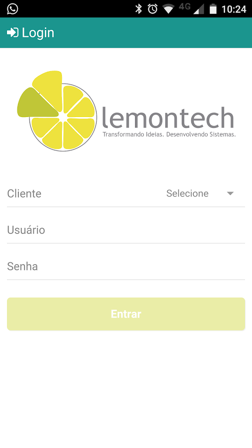 LemonMobi- screenshot
