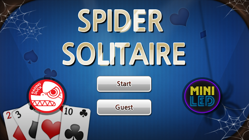 Spider Solitaire [Free]