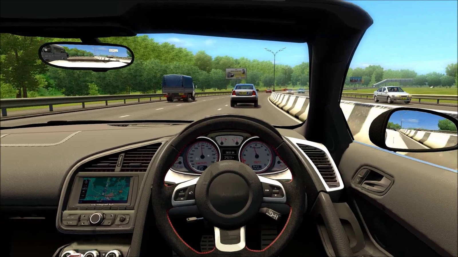 City Car Driving Android Game