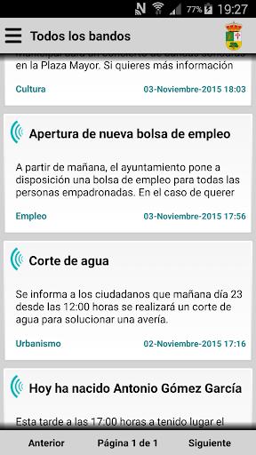 Zarza de Montánchez Informa