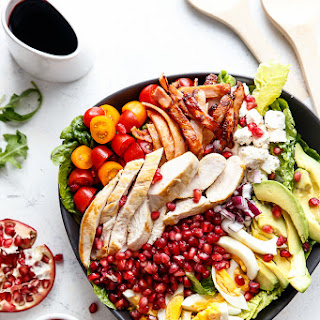 Pomegranate Cobb Salad
