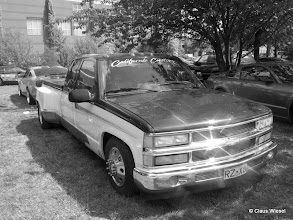 Photo: Chevy Dually Pick Up