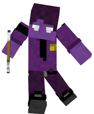 The One Killier From FNAF. Is Guy Not Family.