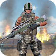 FPS Counter Strike Assault Commando Shooting Game icon