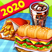 Hell's Cooking: crazy burger, kitchen fever tycoon [Mega Mod] APK Free Download