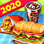 Hell's Cooking: crazy burger, kitchen fever tycoon