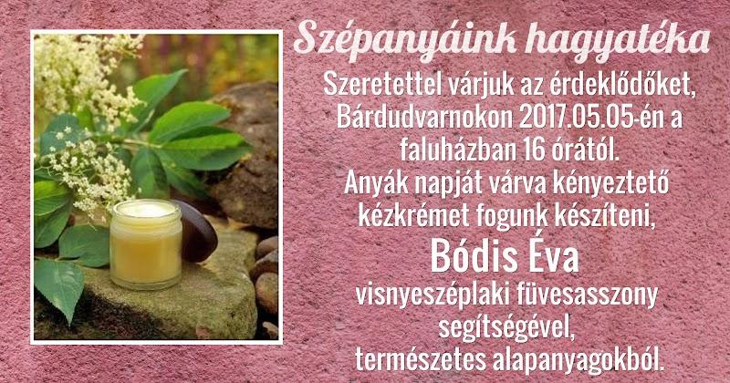 Szépanyáink hagyatéka - Anyák napjára 2017.05.05