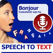 French Speech to Text - Voice to Text app