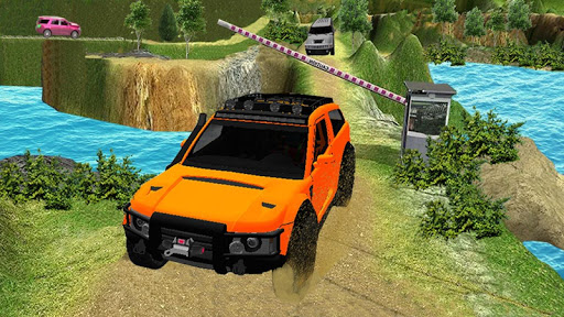 Mountain Climb 4x4 Simulation Game:Free Games 2020 screenshots 2