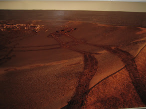 Photo: The Lion King Panorama (DETAIL) as captured by Opportunity