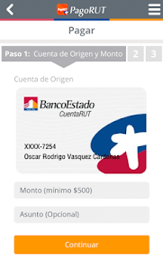 BancoEstado- screenshot thumbnail