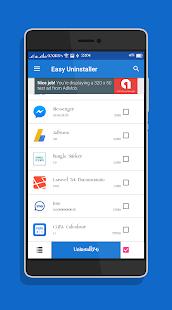 Easy Uninstaller App Remover - náhled
