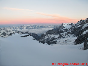Photo: IMG_8901 albeggia verso il Bernina