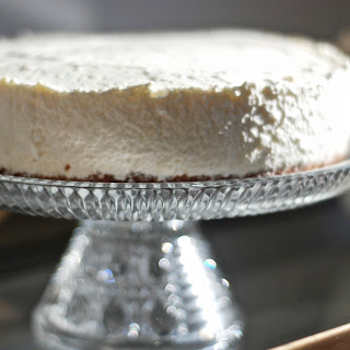 Spring Cheesecake.