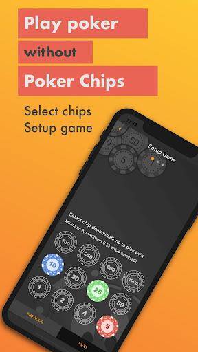 Chips of Fury - virtual poker chips 0.9.3 screenshots 1