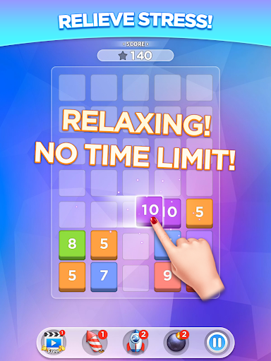 Merge Number Puzzle apktram screenshots 6