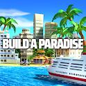 Tropic Paradise Sim: Town Building City Game icon