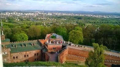 Photo: widok na Kraków