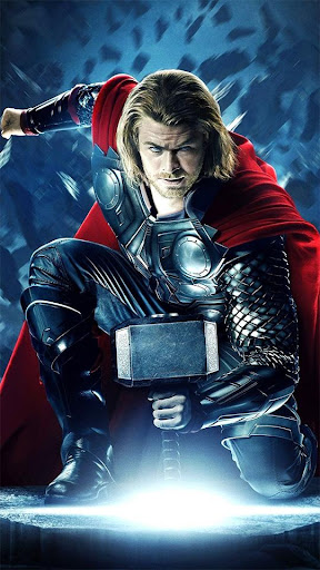 Thor HD Wallpaper 1.0 screenshots 8