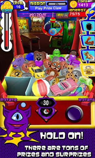 Prize Claw screenshot 2