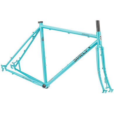 Surly Straggler Frameset - 700c, Chlorine Dream
