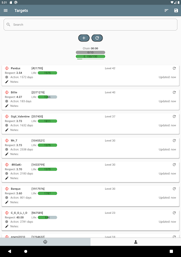 Torn PDA 1.6.2 screenshots 10