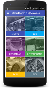 Madrid Metro | Bus | Cercanias- screenshot thumbnail