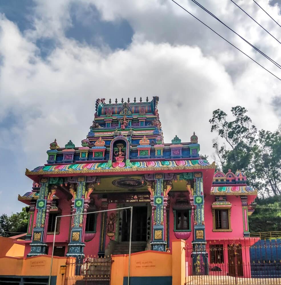 temple+madikeri+coorg+karnataka
