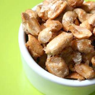Salt-Roasted Peanut
